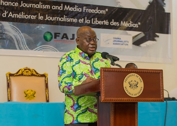 President Akufo-Addo must ignore bad press against prospective MMDCEs - Group