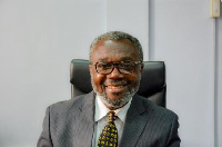 Dr. Anthony Nsiah-Asare, Director-General of Ghana Health Service