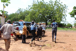 The attack has been linked to a chieftaincy dispute in the Pitiko traditional area