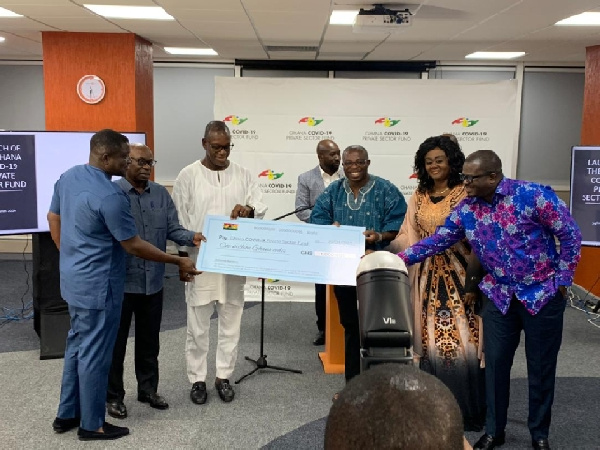 Coronavirus: GH¢100m Private Sector Fund created to finance govt interventions