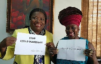 Nana Oye Lithur and Akumaa Mama Zimbi