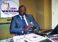 Former BOST MD, Kwame Awuah Darko