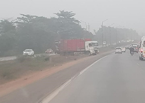 The Tema Motorway