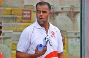 Kotoko Coach Steven Pollack