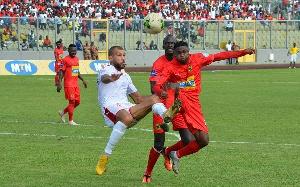 Asante Kotoko face off Etoile du Sahel in an away match