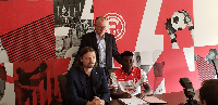 Ofori has signed a three year deal for the Bundesliga club from Right to Dream Academy