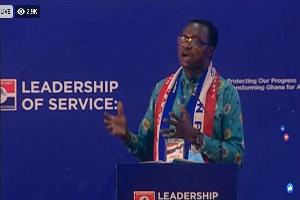 Deputy Education Minister, Dr Yaw Osei Adutwum