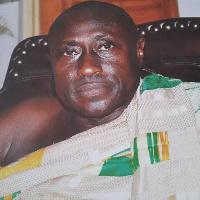 Late Nana Tweneboah-Boateng