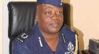 ACP David Eklu, Director of Pubic Affairs, Ghana Police Service