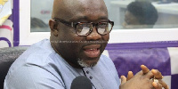 MP for Awutu Senya West, George Andah