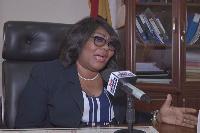 Acting Registrar General, Registrar General's Department - Jemima Oware