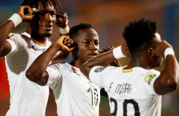 Black Meteors book U23 AFCON semifinal place after 2-0 victory over Mali