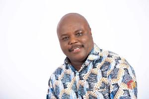 Member of Parliament, Effia Constituency & Minister for Public Enterprises, Joseph Cudjoe