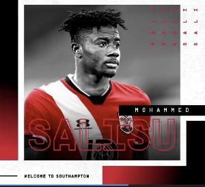 Salisu will wear the number 22 jersey for Southampton