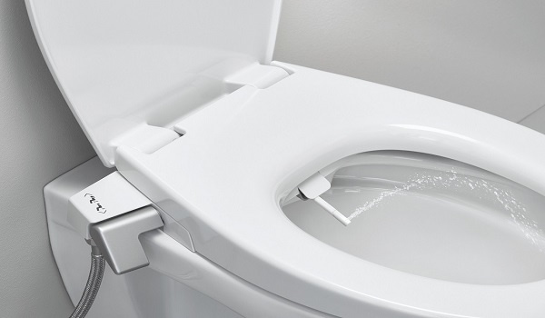 Super Grohes Manual Bidet Seat And Smart Toilet Provide Ultimate Machost Co Dining Chair Design Ideas Machostcouk