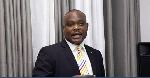 Dr Kwamena Minta-Nyarku, MP, Cape Coast North