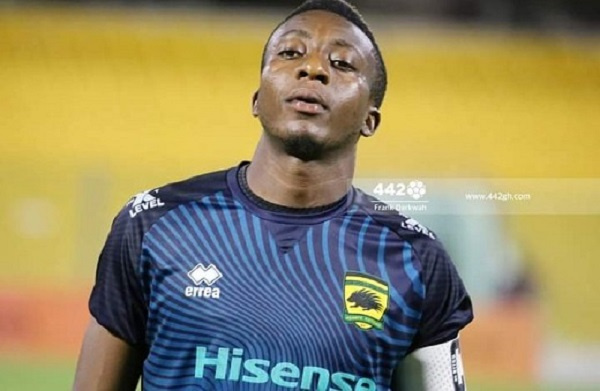 Kotoko goalie Annan out for 4 weeks