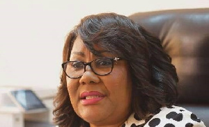 Madam Jemima Oware, Registrar General