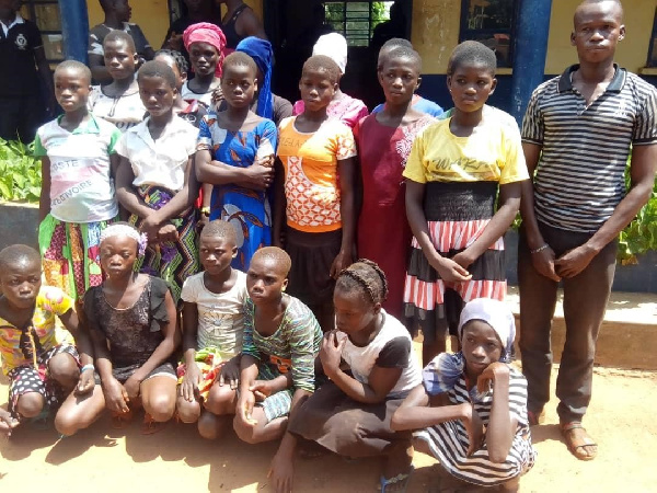 Judiciary urged to enforce laws to end child trafficking