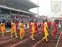 Ashgold will play Asante Kotoko in a rematch