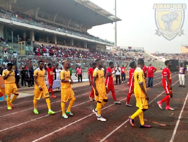 Ashantigold face Kotoko in a regional derby