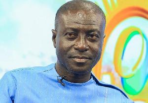 Godsbrain Captain Smart, the host of Onua TV breakfast show