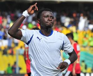 Former Asante Kotoko midfielder, Jordan Opoku