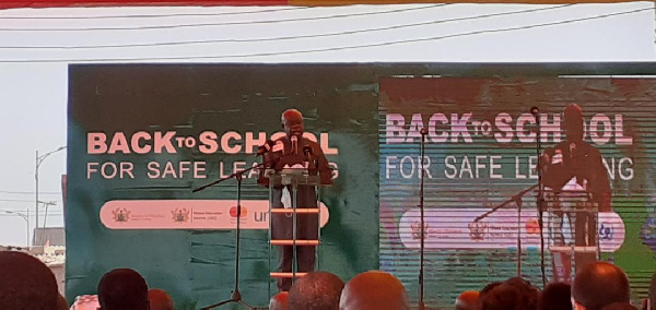 Ministry of Education launches back to school campaign