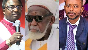 Opambour, Chief Imam and Owusu Bempah
