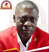 Flagbearer of Ghana Union Movement, Christian Kwabena Andrews
