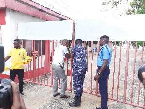 GRA officials locking up some companies