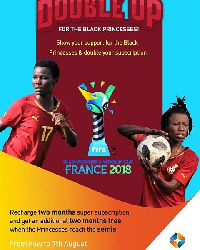 StarTimes will show all the 32 games