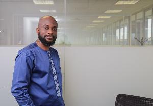 Chief Marketing Officer of MTN Ghana, Noel Kojo-Ganson