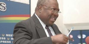 Martin Amidu, the former Special Prosecutor