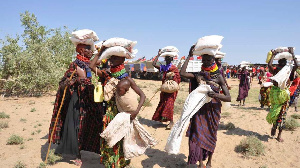 An estimated 1.4 million Kenyans are currently facing hunger, and the figure is likely to rise