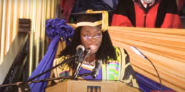 Support us clear our debt – New UG VC appeals to govt