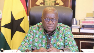 President Akufo-Addo declared 25th March 2020 as Ghana's day of fasting and prayers