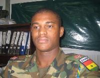 Late Captain Maxwell Adam Mahama