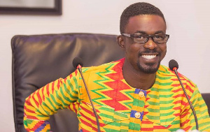 CEO of Menzgold, Nana Appiah Mensah