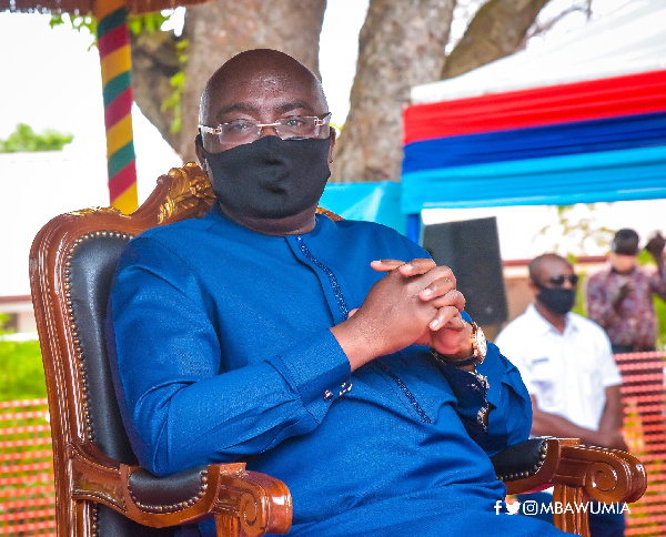 We're building a nation and not just building infrastructure – Bawumia