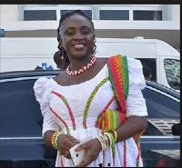 Dr. Hannah Bissiw is now the National Women's Organiser of the NDC