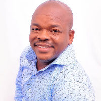 Comedian and showbiz icon, Seth Kwame Dzokoto
