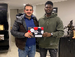 Kwame Bonsu completes move to Egypt top-flight side Ceramica Cleopatra