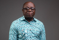 Peter Osei Amoako, the Director of Finance at COCOBOD