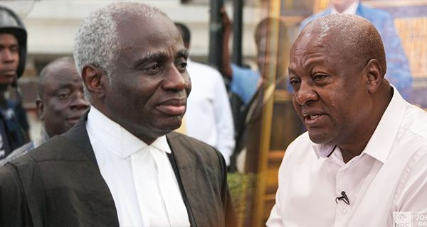 Election Petition: 'Review' your decision - Mahama tells Supreme Court over motion to reopen case
