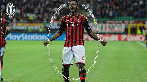 Ghana Midfielder, Sulley Muntari