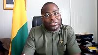 Western Regional Secretary of NPP, Charles Bissue