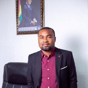 Razak Kojo Opoku, a leading member of the New Patriotic Party