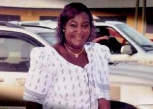 She died at the Effia Nkwanta Regional Hospital