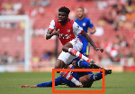 Leading sports doctor reveals extent of Arsenal midfielder Thomas Partey injury